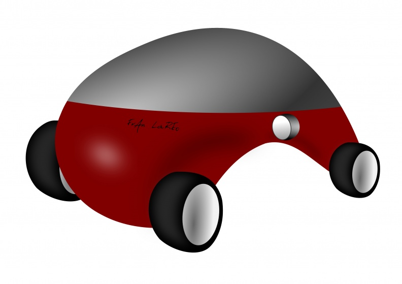 Speed electric car